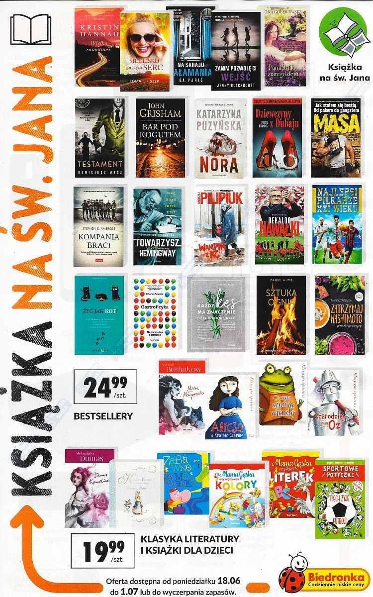 Gazetka promocyjna Biedronka do 04/07/2018 str.28