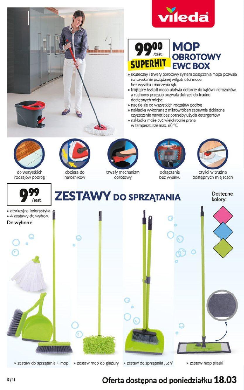 Gazetka promocyjna Biedronka do 04/04/2019 str.12