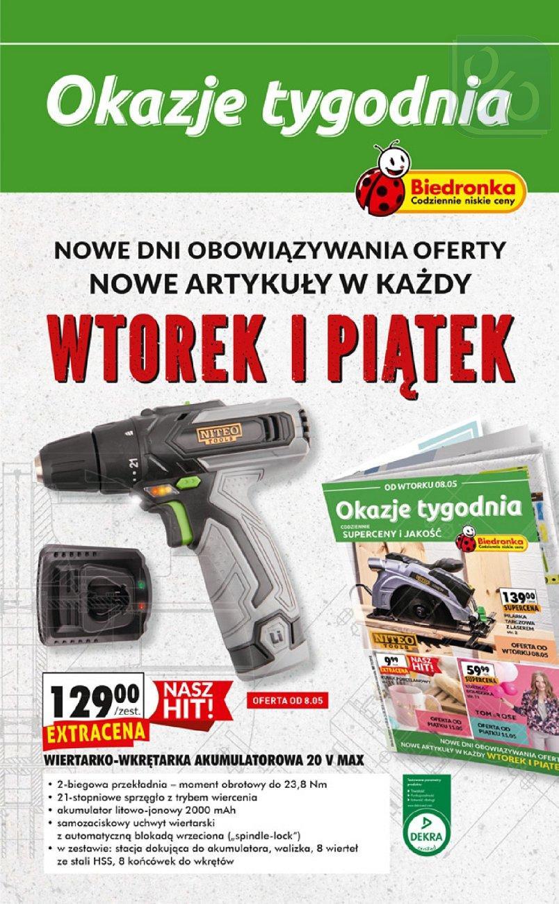 Gazetka promocyjna Biedronka do 12/05/2018 str.54