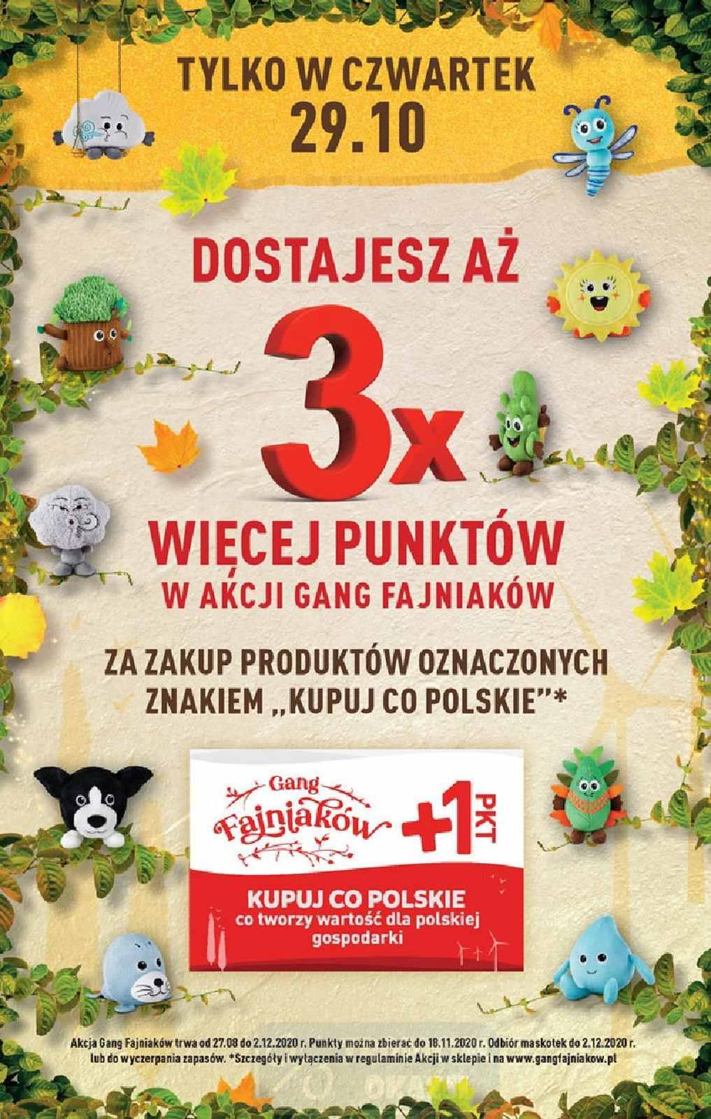 Gazetka promocyjna Biedronka do 04/11/2020 str.56