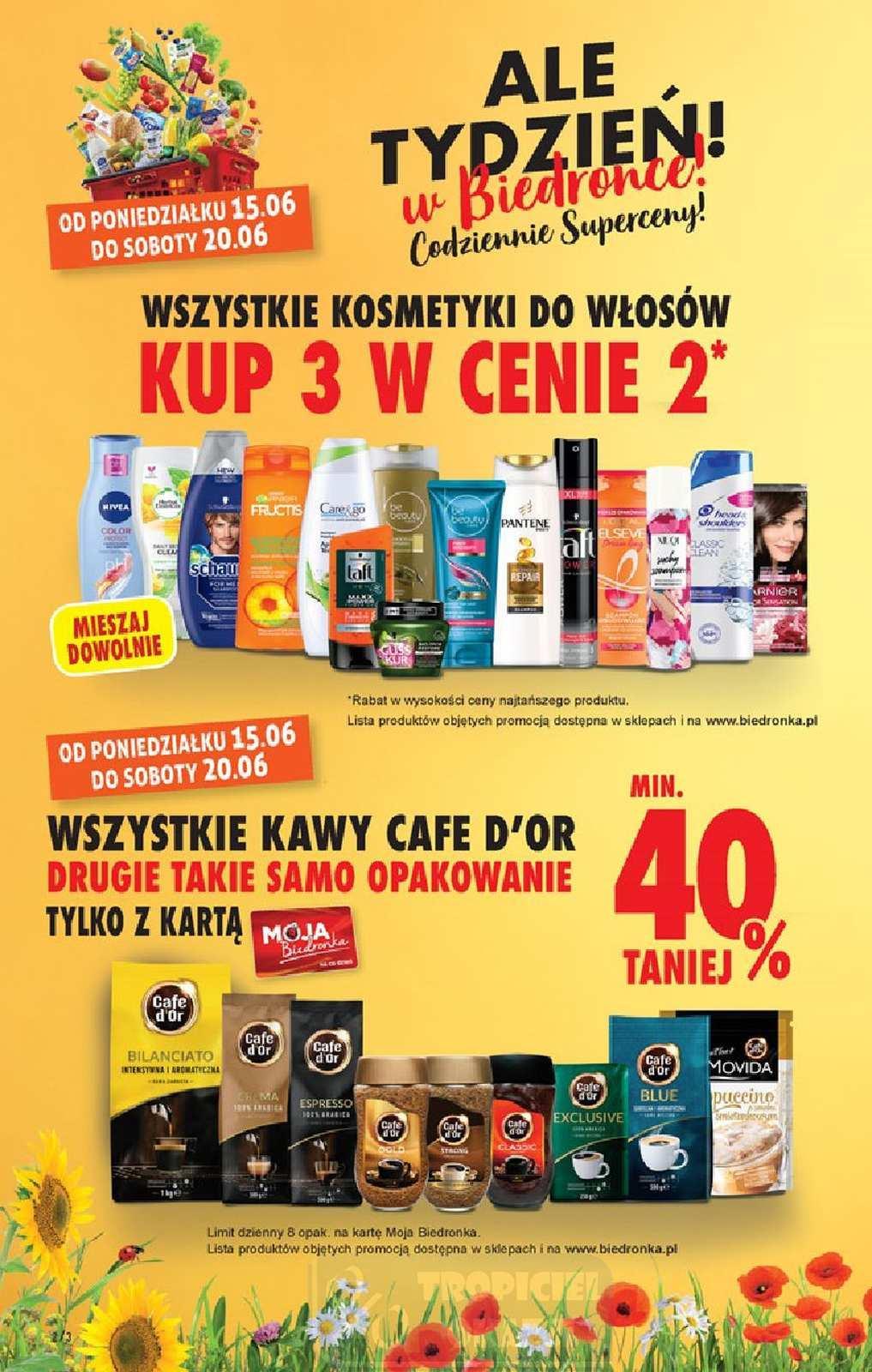 Gazetka promocyjna Biedronka do 20/06/2020 str.2