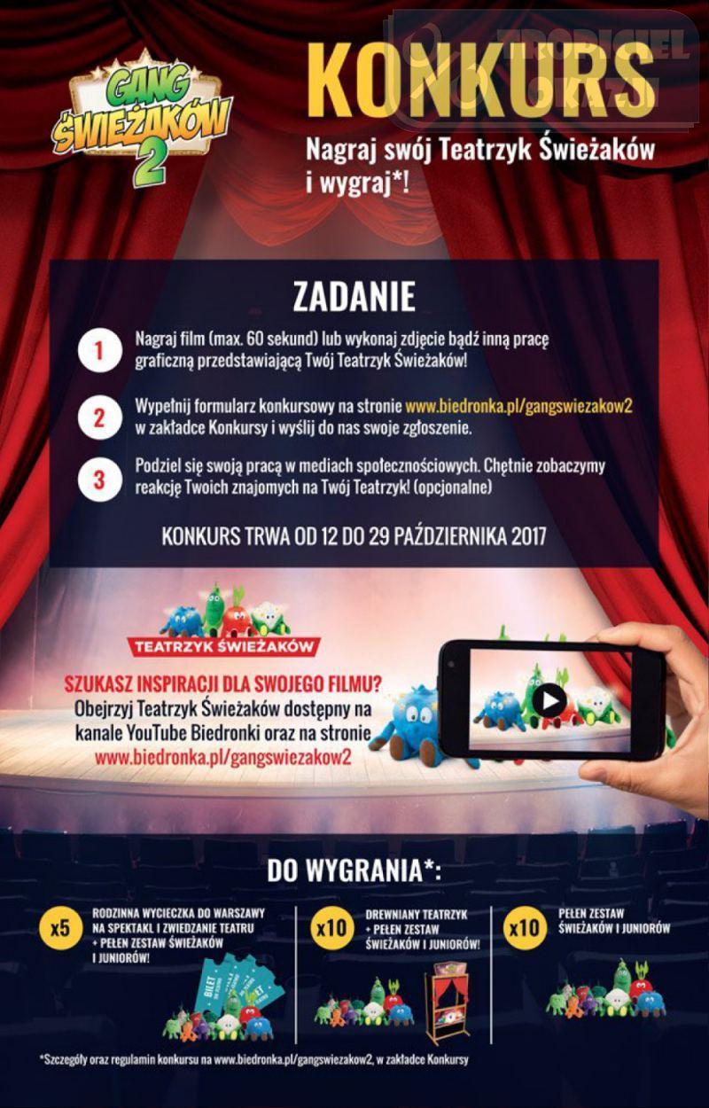Gazetka promocyjna Biedronka do 18/10/2017 str.14