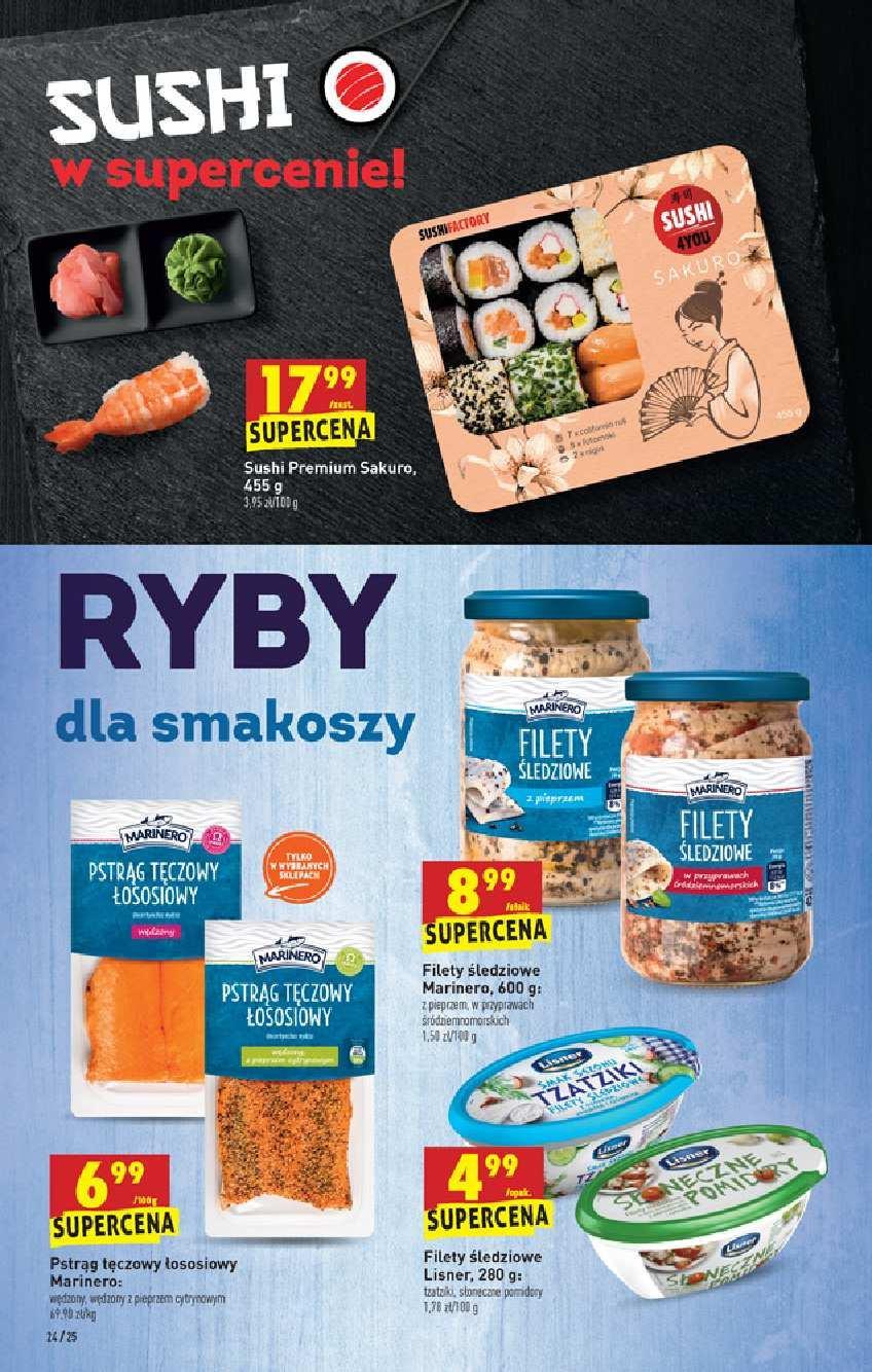 Gazetka promocyjna Biedronka do 28/08/2019 str.23