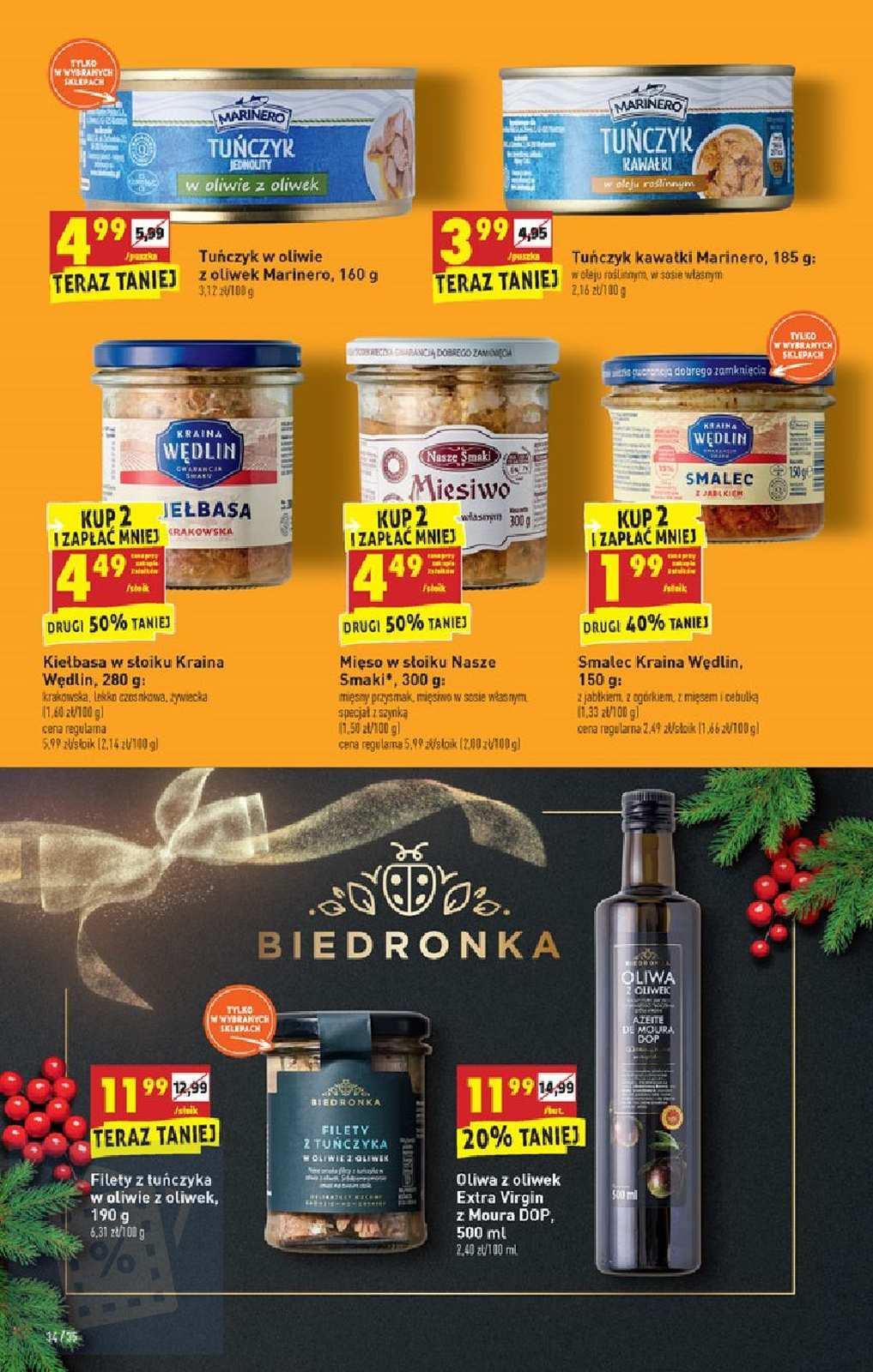 Gazetka promocyjna Biedronka do 24/11/2019 str.34