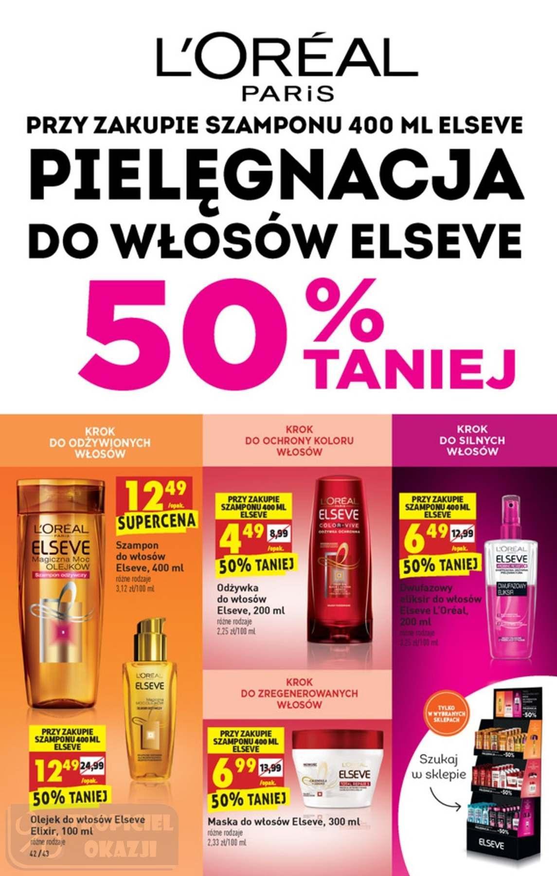 Gazetka promocyjna Biedronka do 18/09/2019 str.42