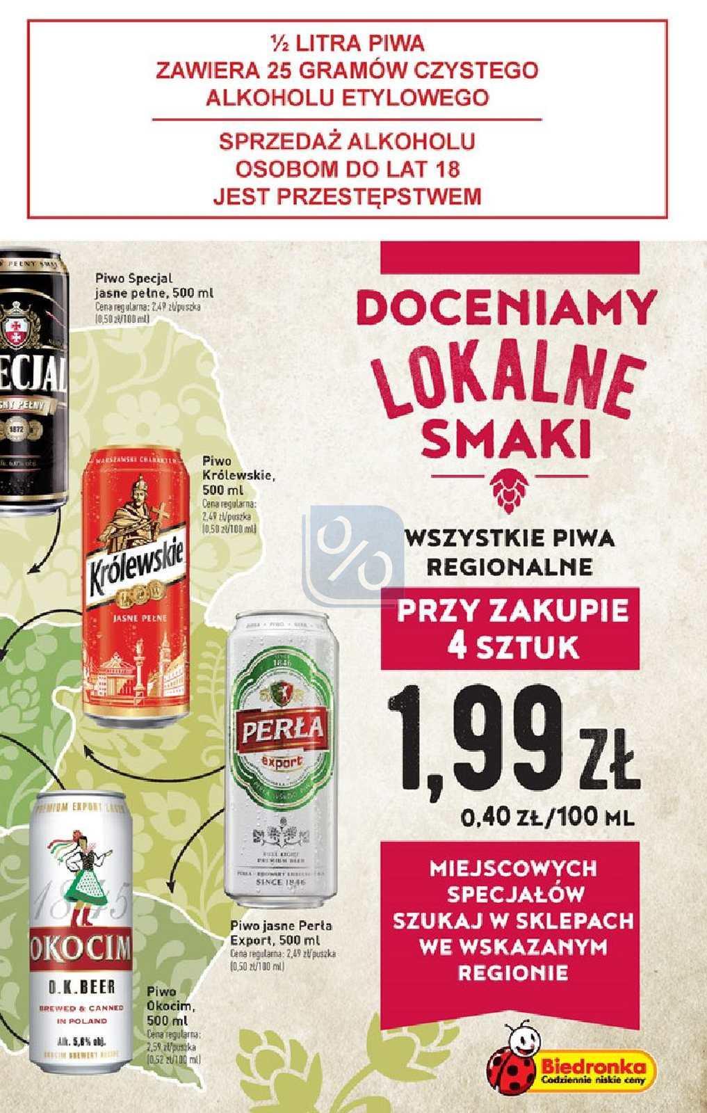 Gazetka promocyjna Biedronka do 07/07/2019 str.50