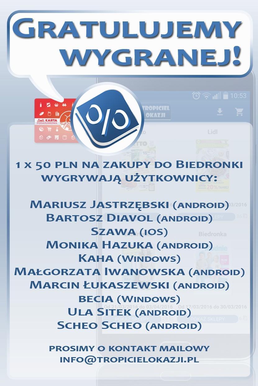 Gazetka promocyjna Biedronka do 18/11/2017 str.0