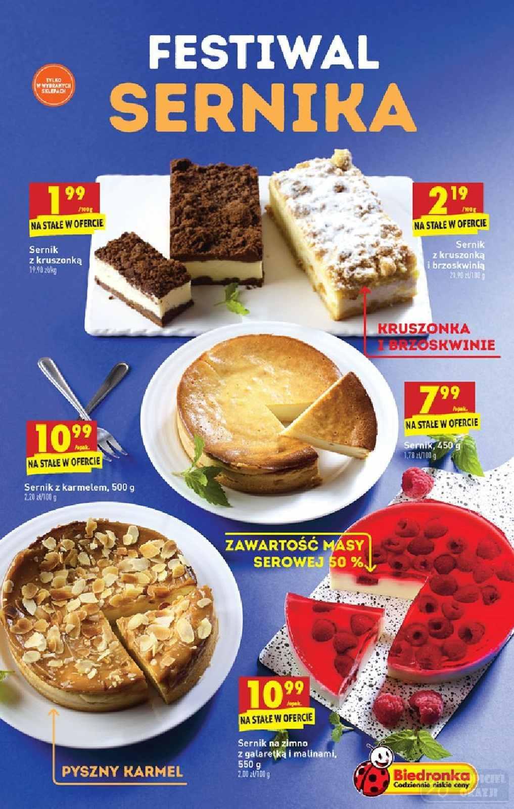 Gazetka promocyjna Biedronka do 31/07/2019 str.48