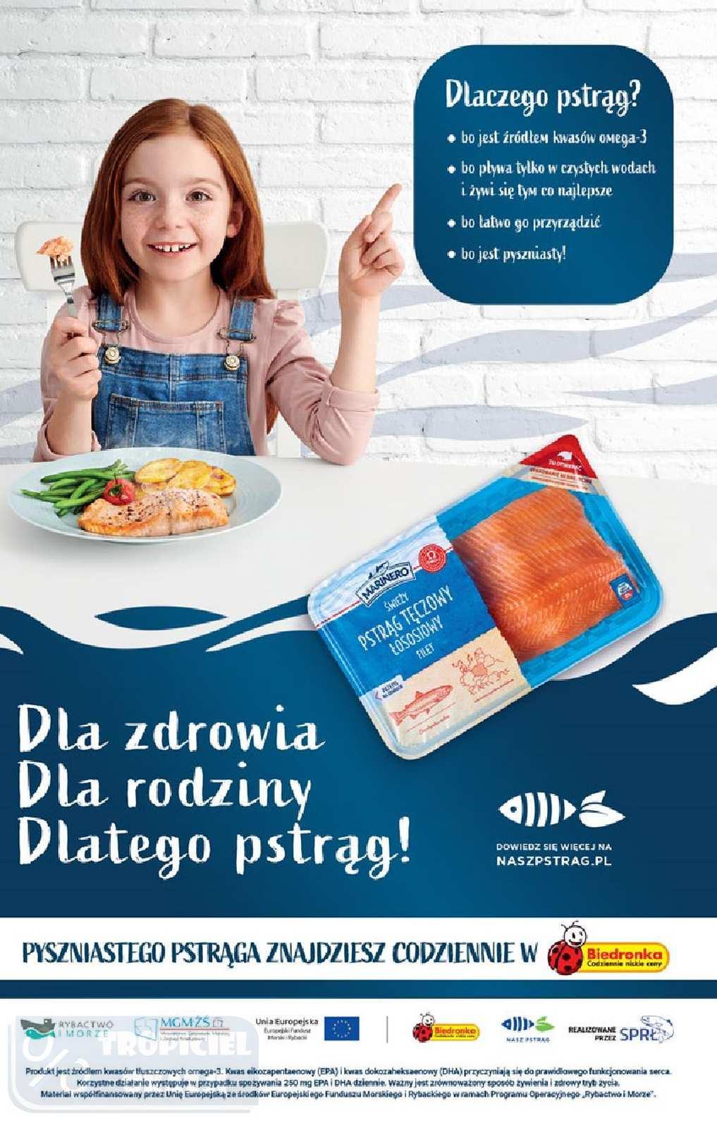 Gazetka promocyjna Biedronka do 26/01/2020 str.64