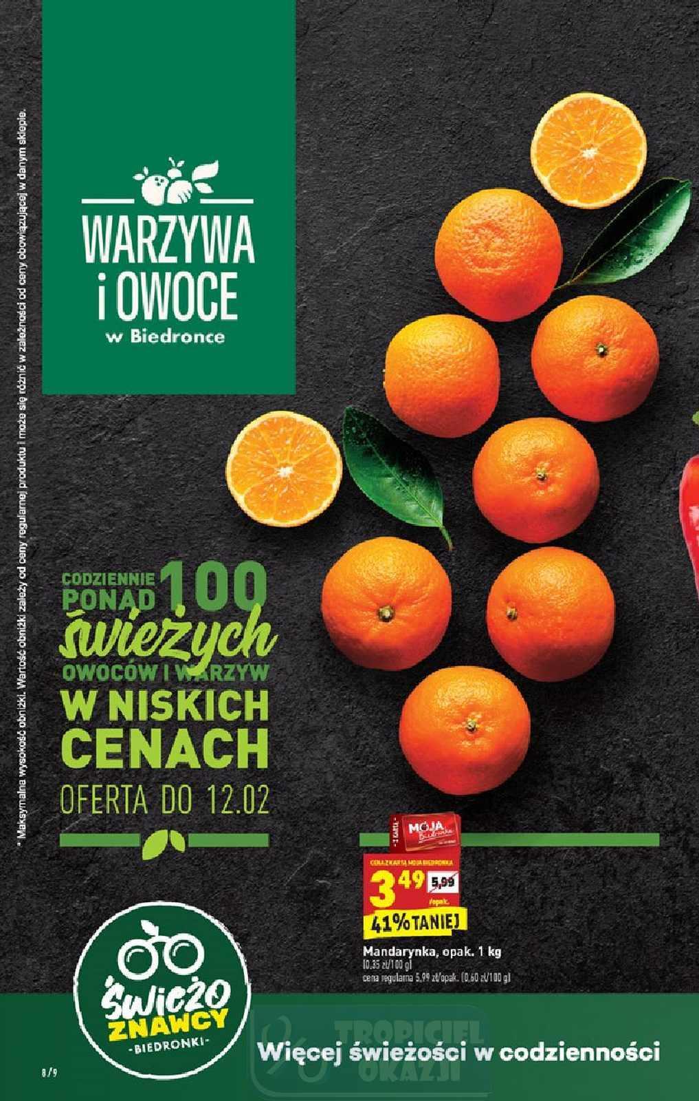 Gazetka promocyjna Biedronka do 15/02/2020 str.8