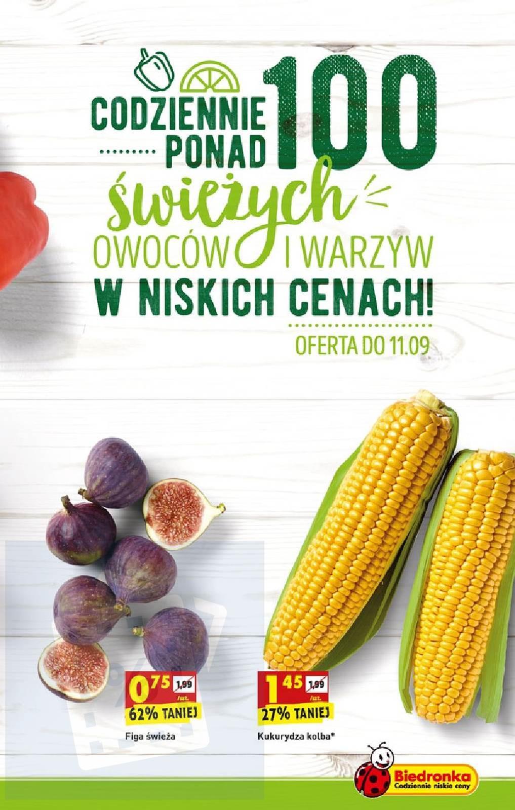 Gazetka promocyjna Biedronka do 14/09/2019 str.11