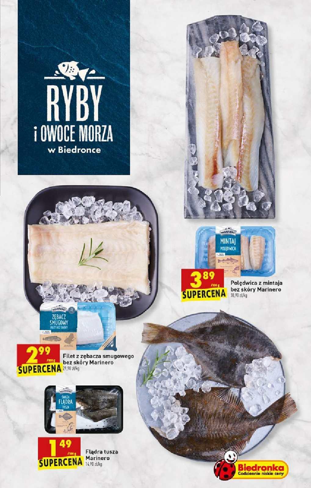 Gazetka promocyjna Biedronka do 17/07/2019 str.14