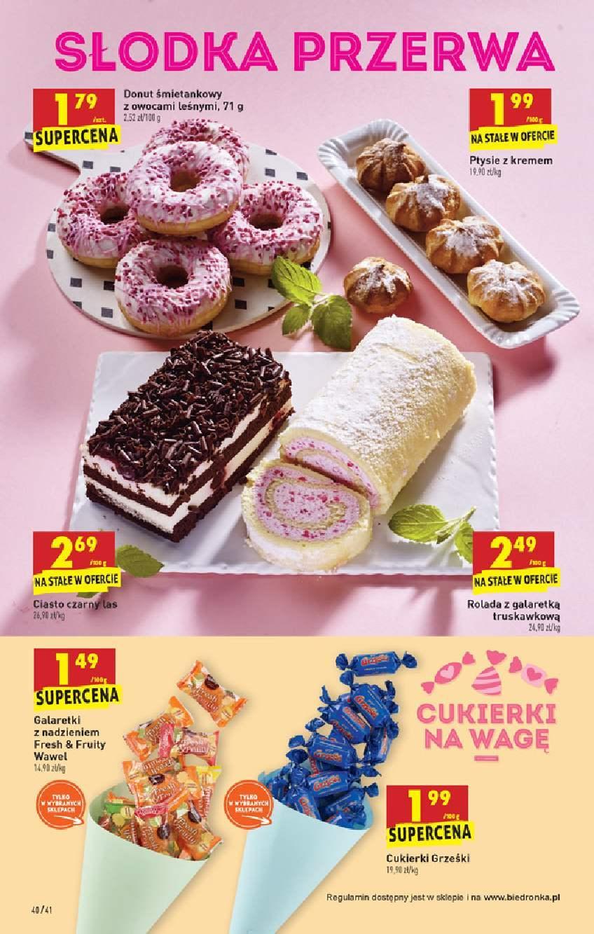 Gazetka promocyjna Biedronka do 28/08/2019 str.39