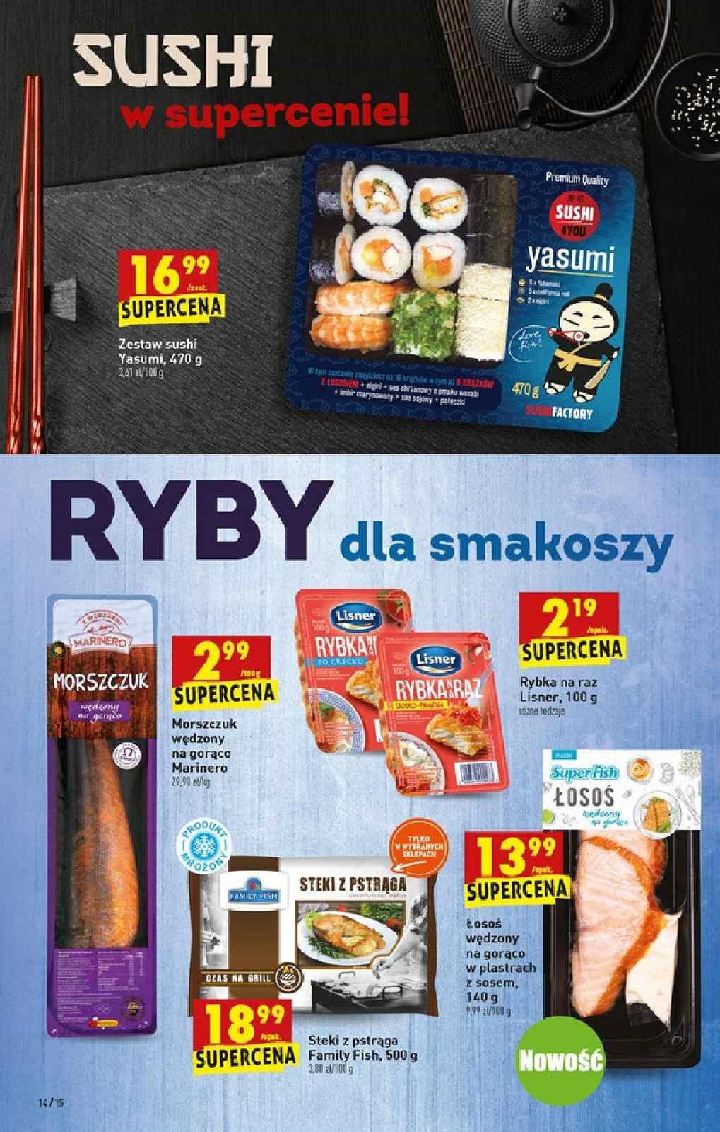 Gazetka promocyjna Biedronka do 17/07/2019 str.13