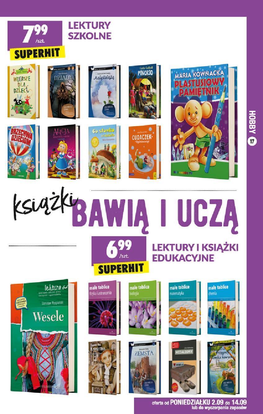 Gazetka promocyjna Biedronka do 18/09/2019 str.17