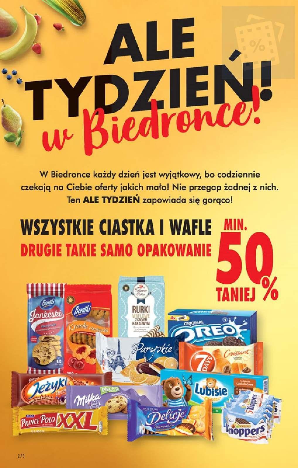 Gazetka promocyjna Biedronka do 12/10/2019 str.2