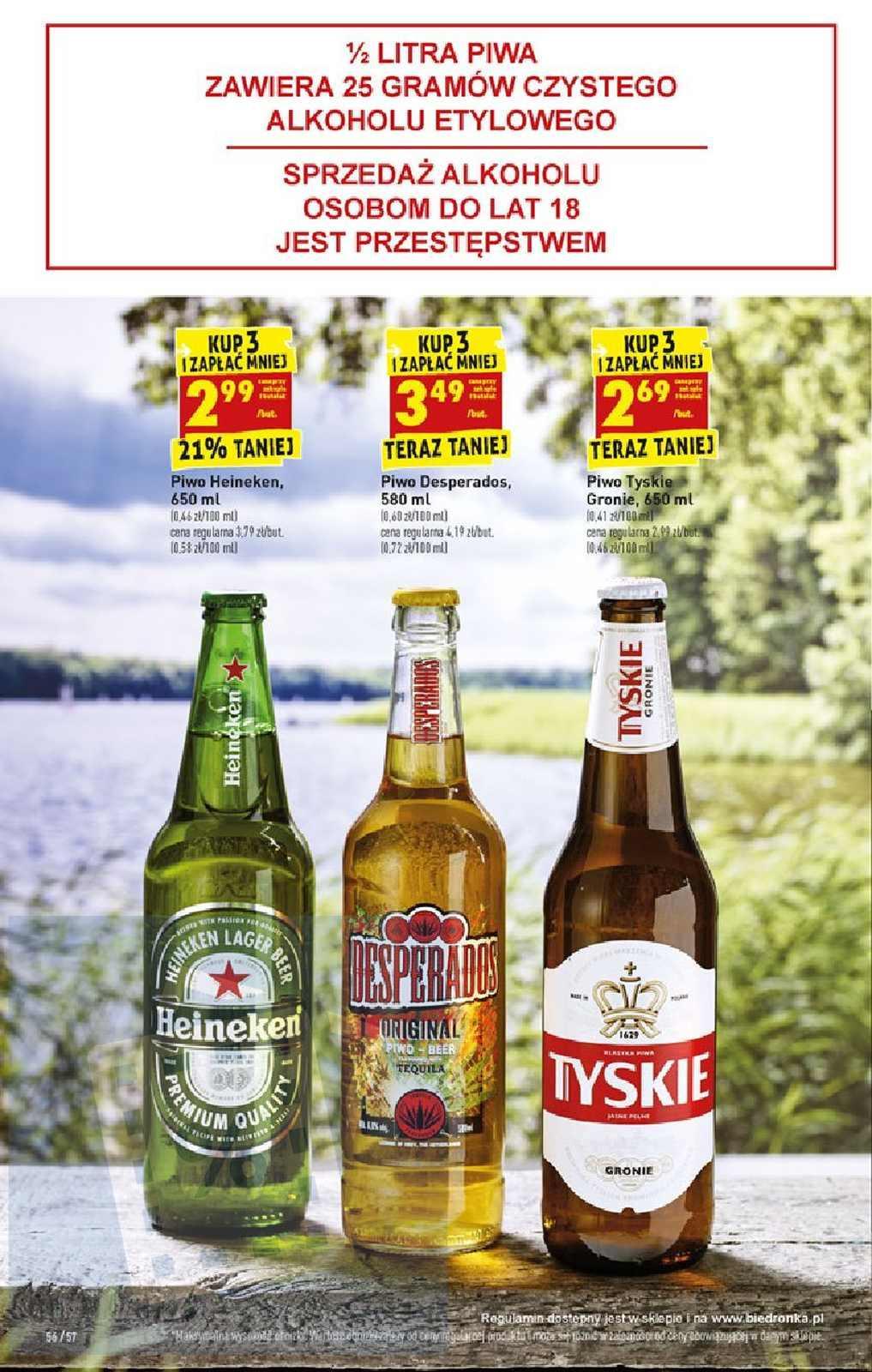 Gazetka promocyjna Biedronka do 17/08/2019 str.56