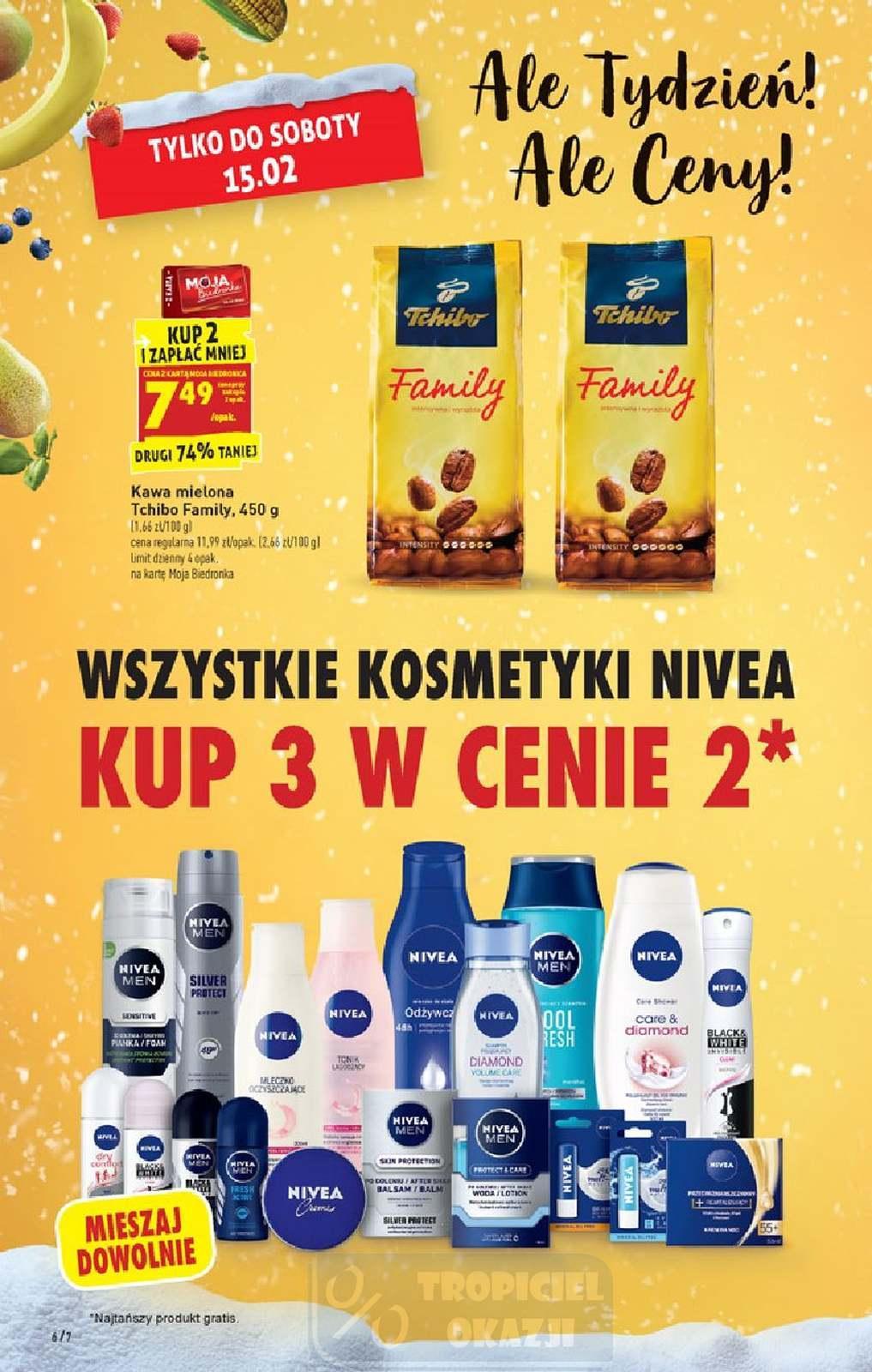 Gazetka promocyjna Biedronka do 19/02/2020 str.6