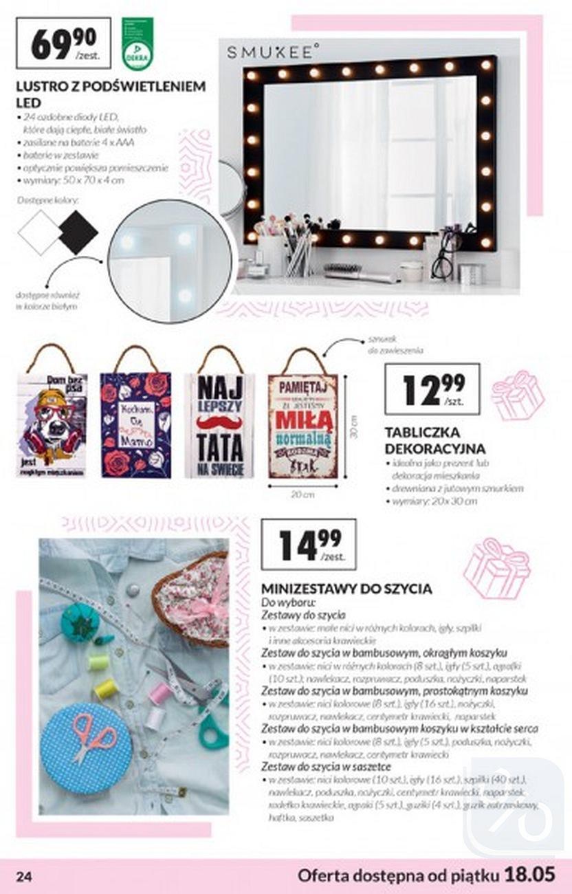 Gazetka promocyjna Biedronka do 31/05/2018 str.23
