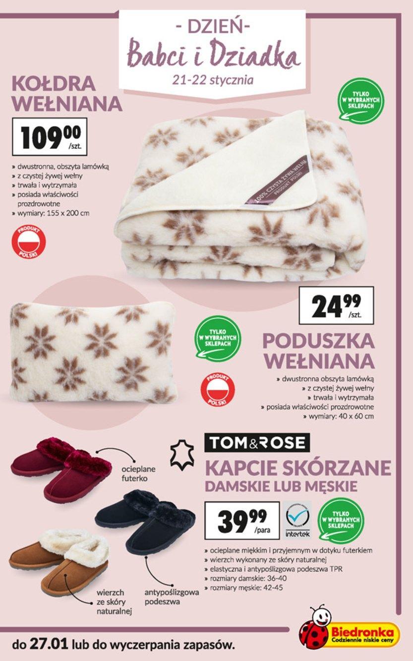 Gazetka promocyjna Biedronka do 30/01/2019 str.3