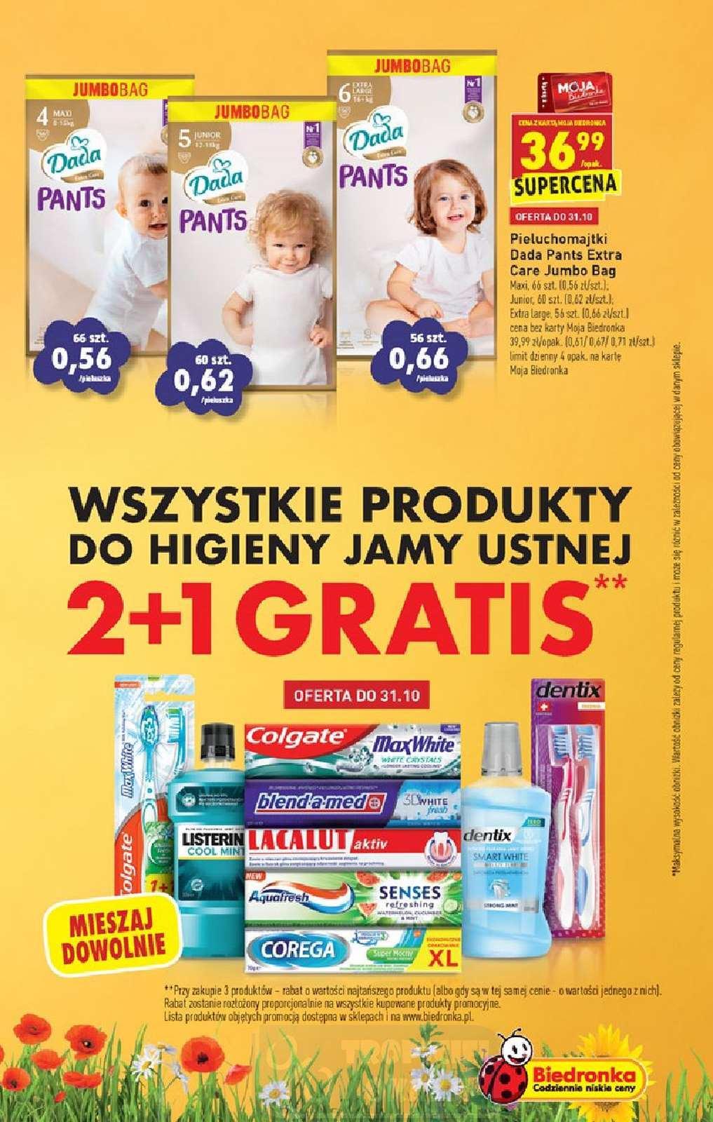 Gazetka promocyjna Biedronka do 04/11/2020 str.7