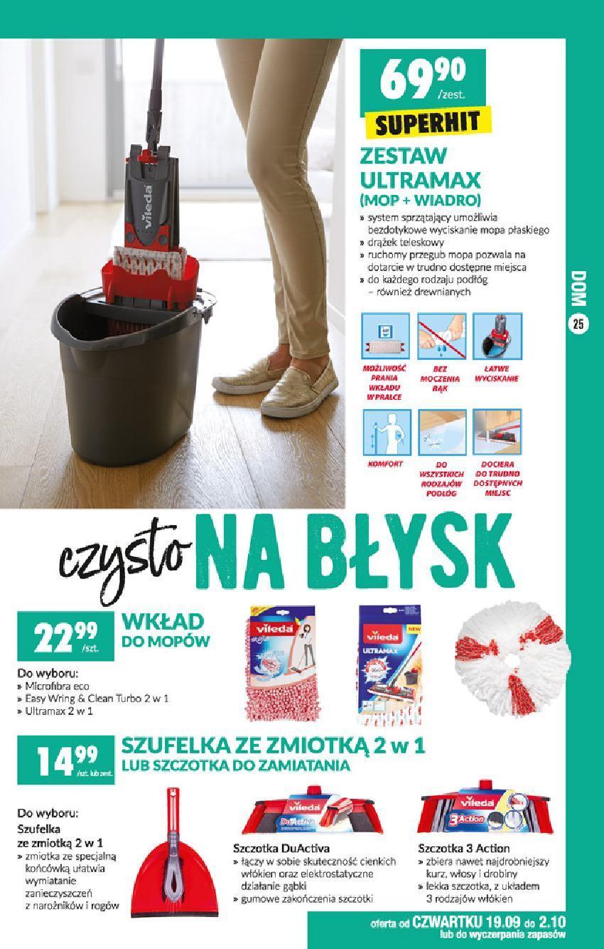 Gazetka promocyjna Biedronka do 02/10/2019 str.25
