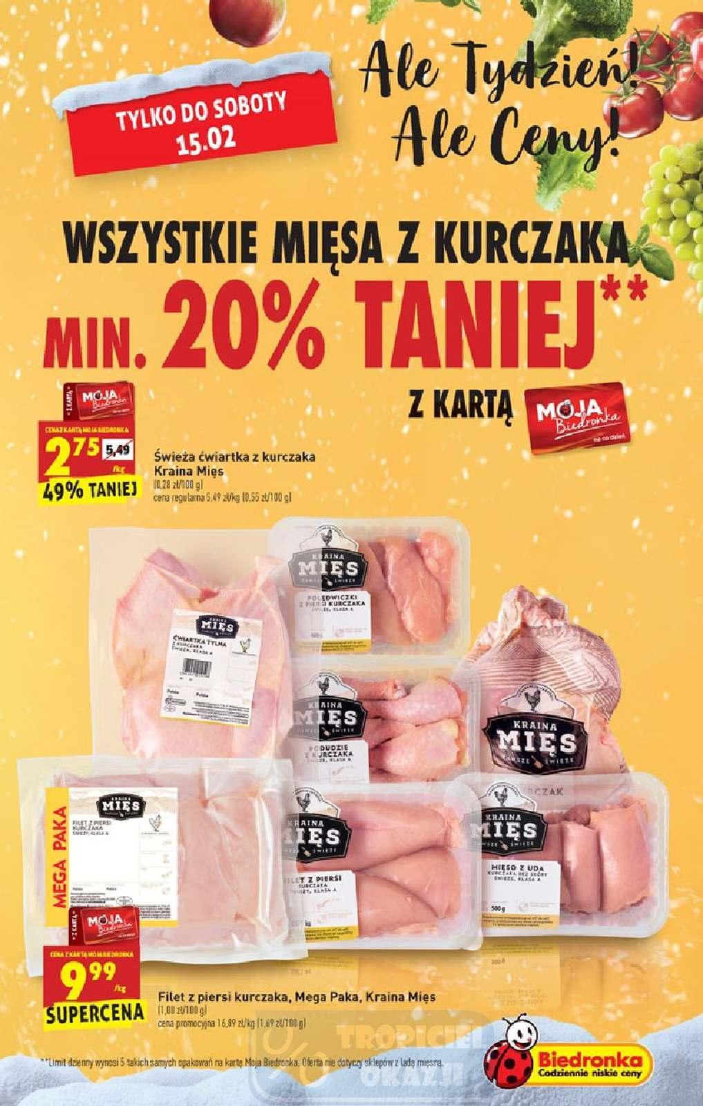 Gazetka promocyjna Biedronka do 19/02/2020 str.7