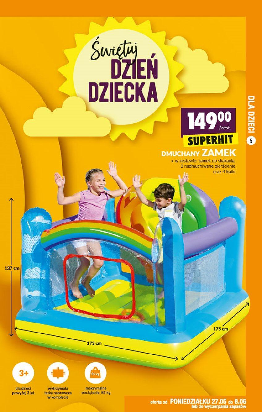 Gazetka promocyjna Biedronka do 12/06/2019 str.5