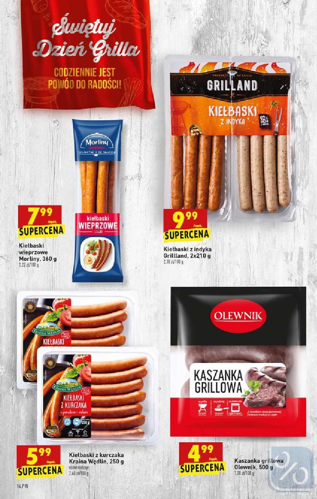 Gazetka promocyjna Biedronka do 07/08/2019 str.13