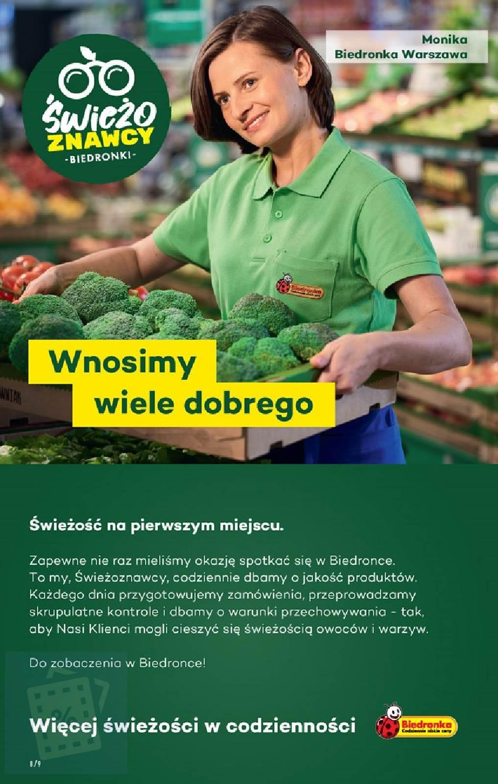 Gazetka promocyjna Biedronka do 24/11/2019 str.8