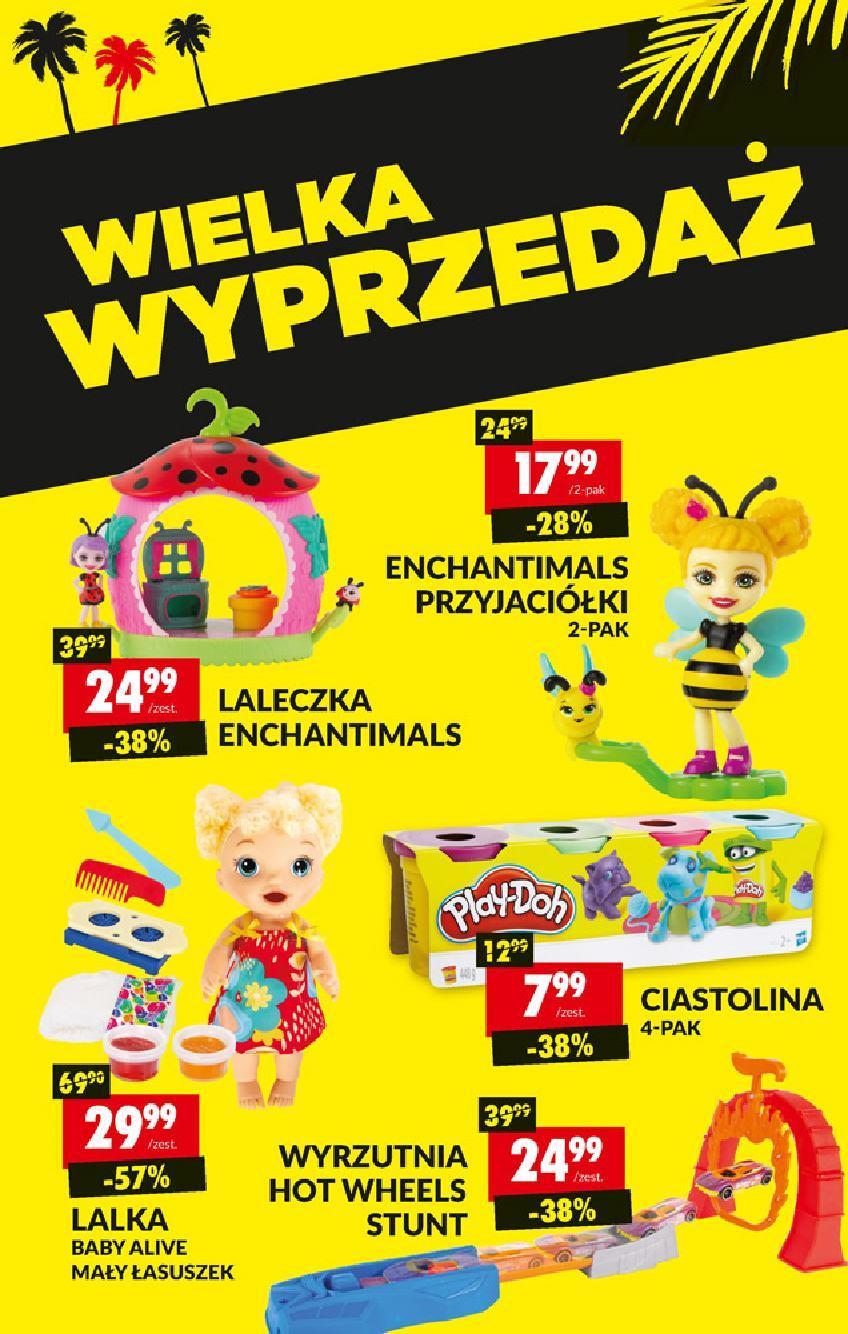 Gazetka promocyjna Biedronka do 06/07/2019 str.1