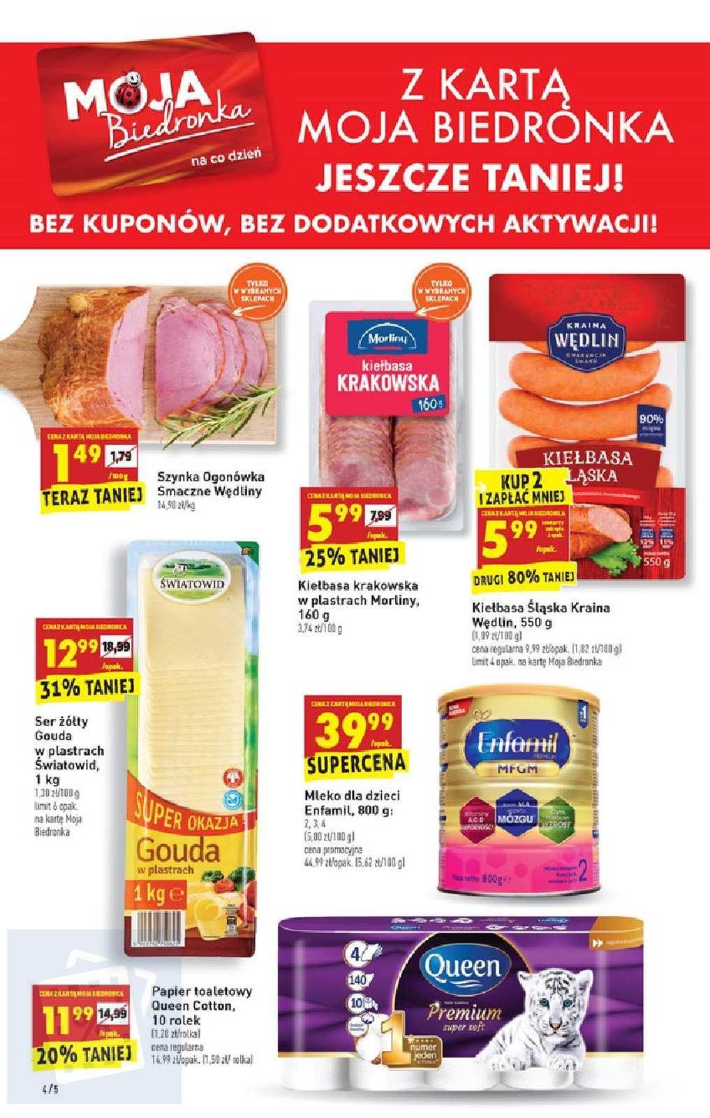 Gazetka promocyjna Biedronka do 24/11/2019 str.4