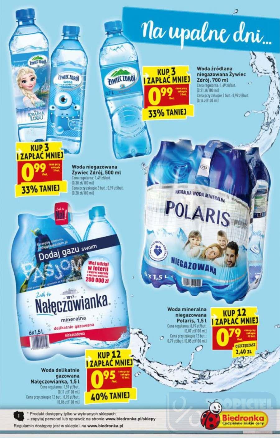 Gazetka promocyjna Biedronka do 23/07/2017 str.18