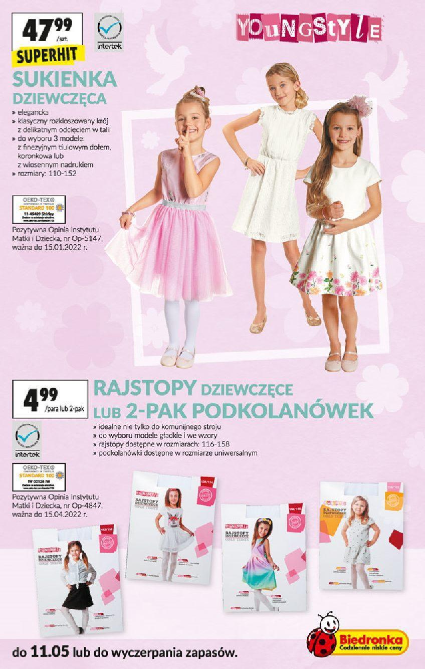 Gazetka promocyjna Biedronka do 11/05/2019 str.2