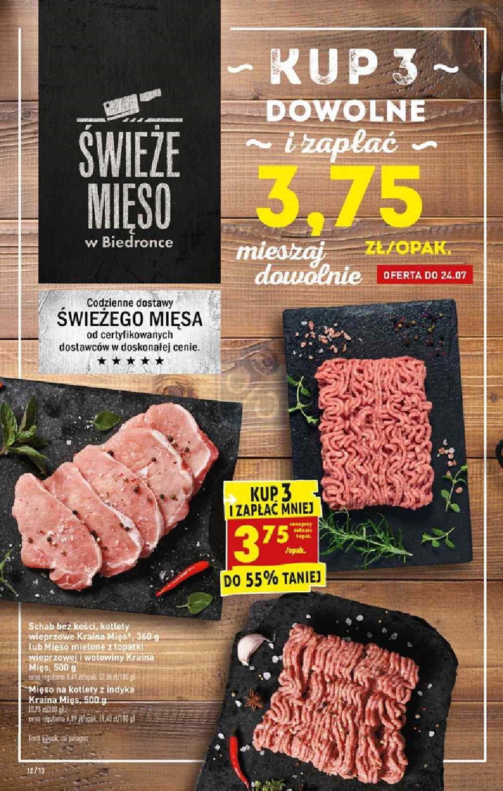 Gazetka promocyjna Biedronka do 28/07/2019 str.12