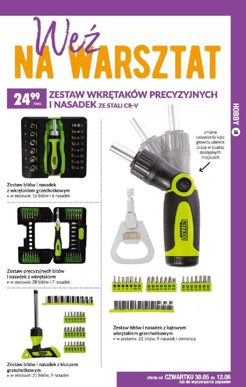 Gazetka promocyjna Biedronka do 12/06/2019 str.36