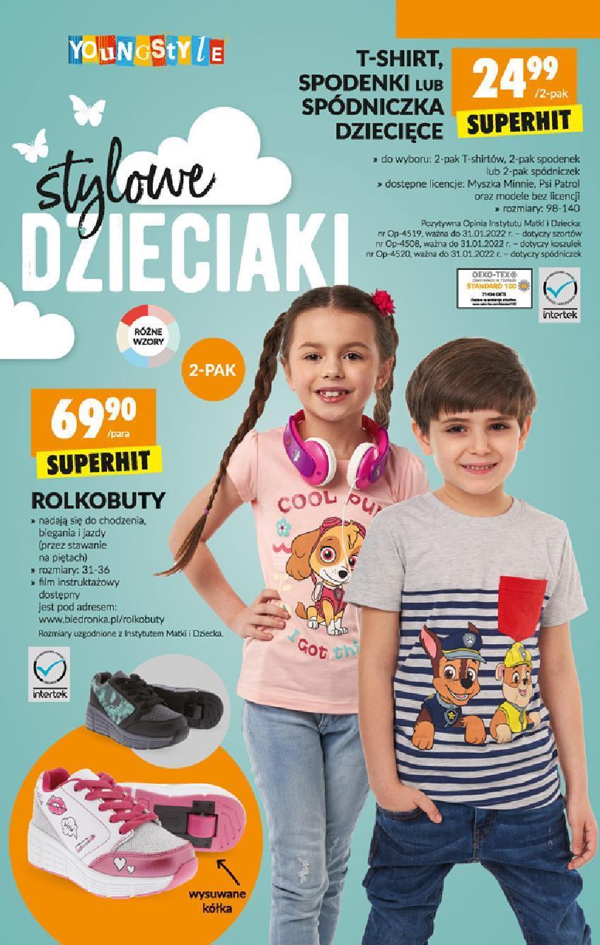Gazetka promocyjna Biedronka do 12/06/2019 str.6