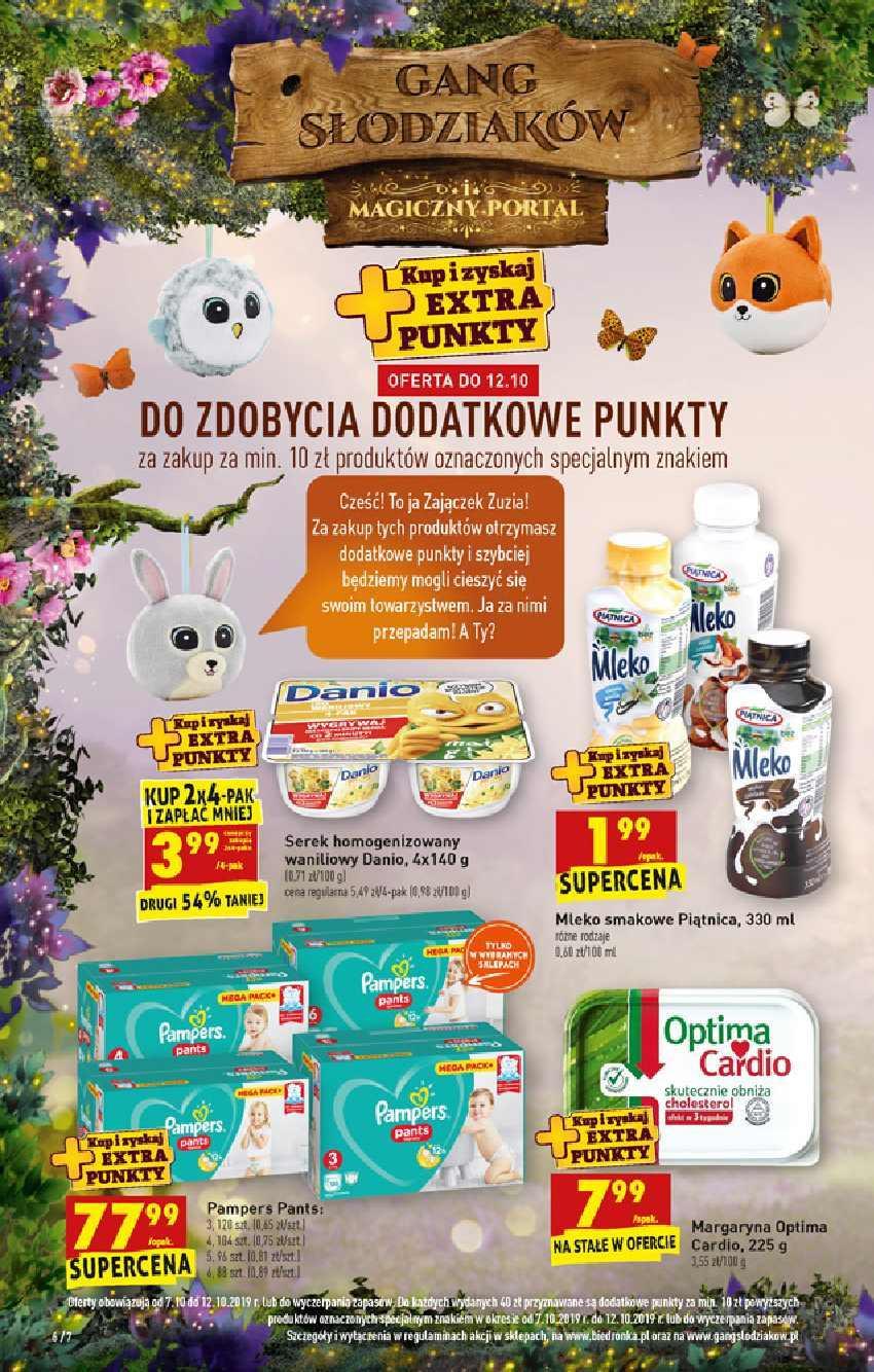 Gazetka promocyjna Biedronka do 16/10/2019 str.6