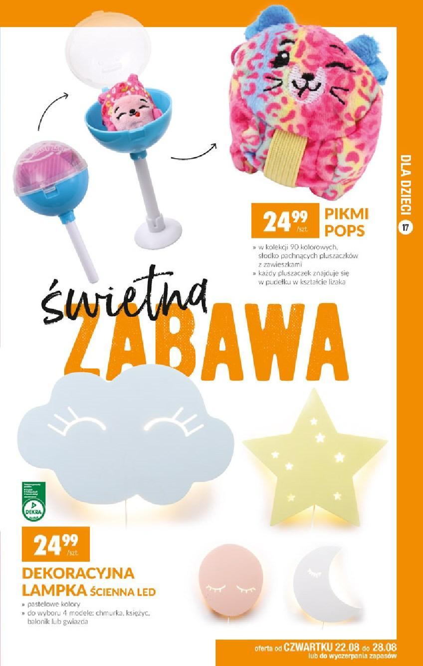 Gazetka promocyjna Biedronka do 28/08/2019 str.16