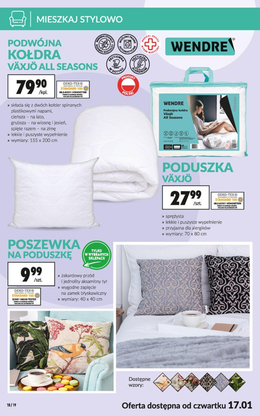 Gazetka promocyjna Biedronka do 30/01/2019 str.18