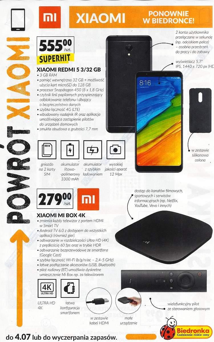 Gazetka promocyjna Biedronka do 04/07/2018 str.27