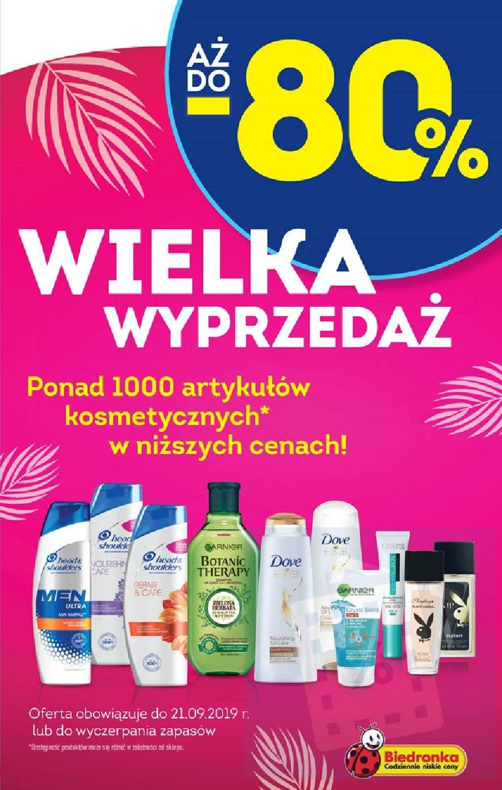 Gazetka promocyjna Biedronka do 11/09/2019 str.54
