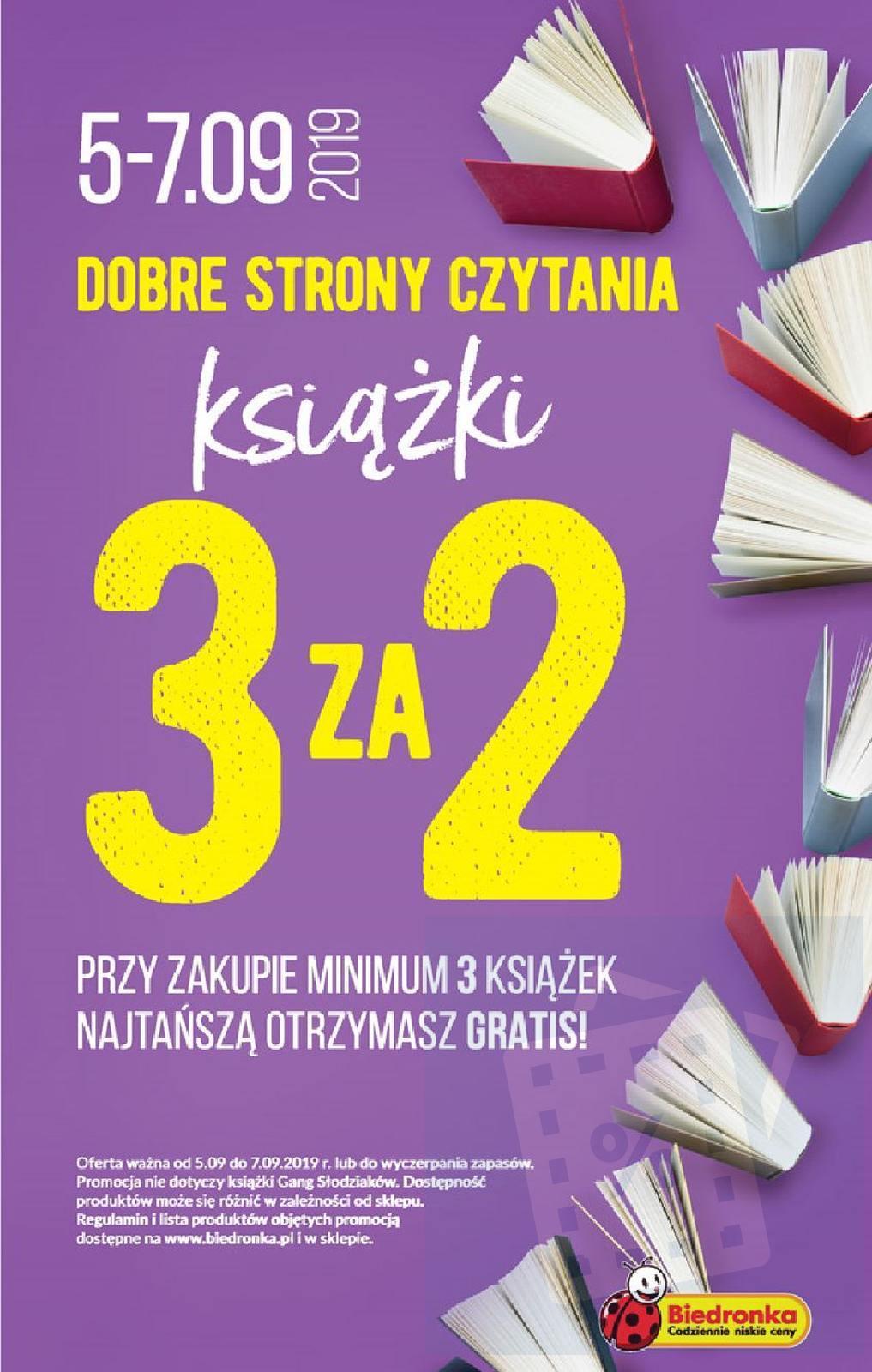 Gazetka promocyjna Biedronka do 11/09/2019 str.60