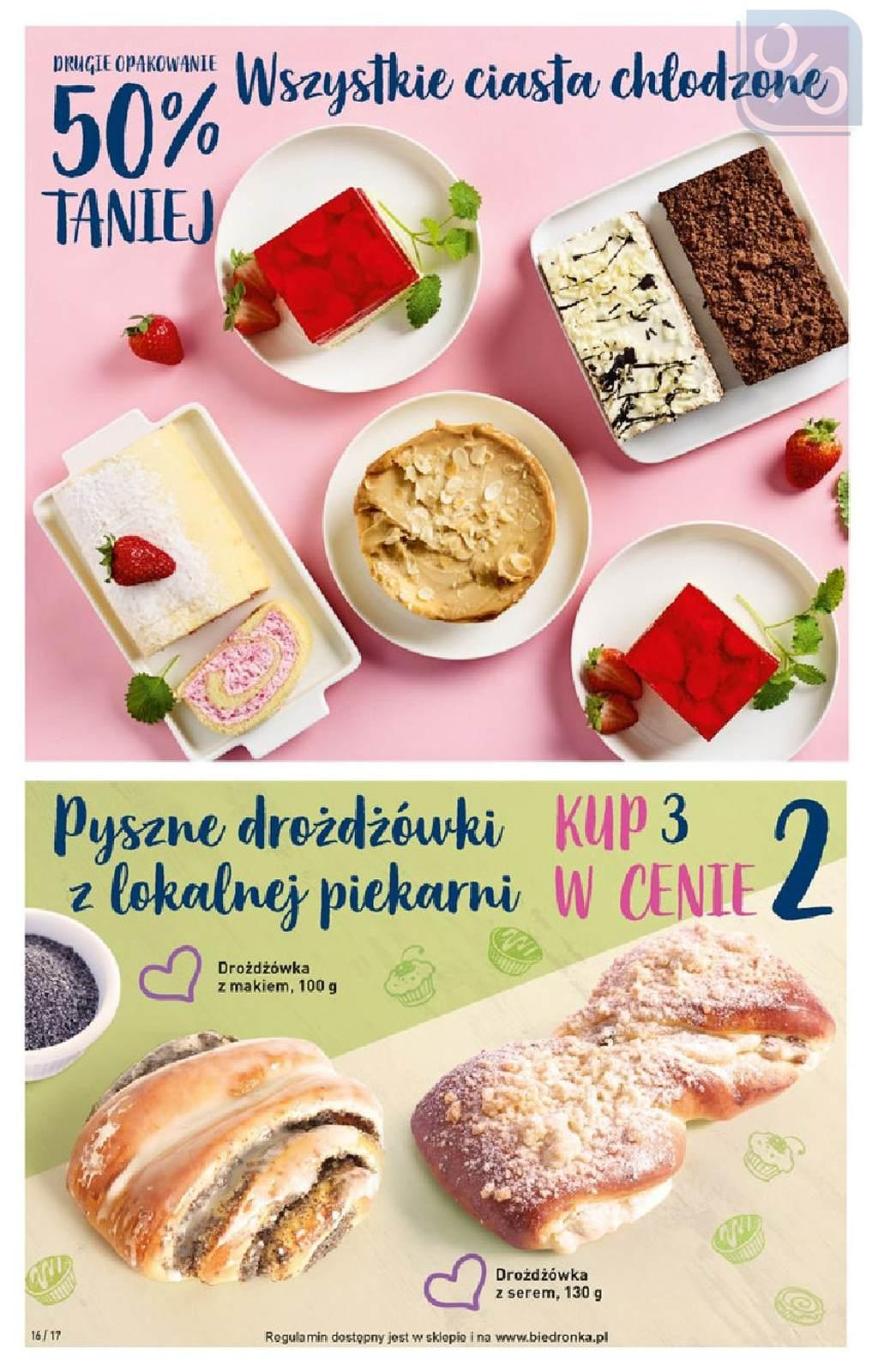Gazetka promocyjna Biedronka do 12/05/2019 str.15