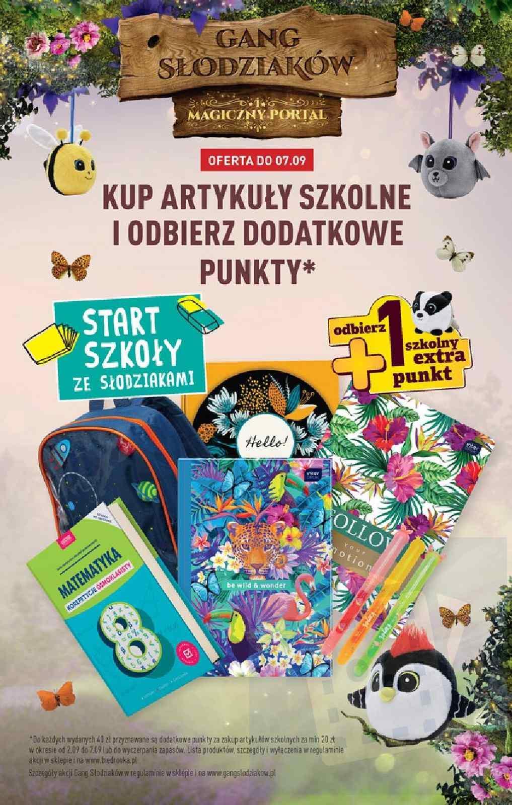 Gazetka promocyjna Biedronka do 11/09/2019 str.63