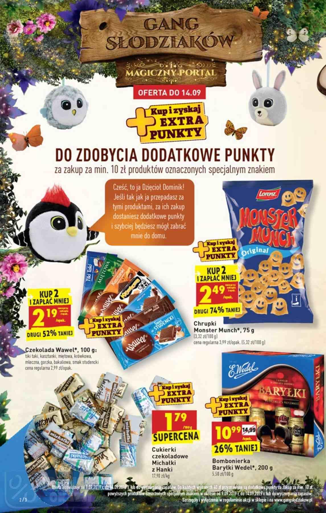 Gazetka promocyjna Biedronka do 18/09/2019 str.2