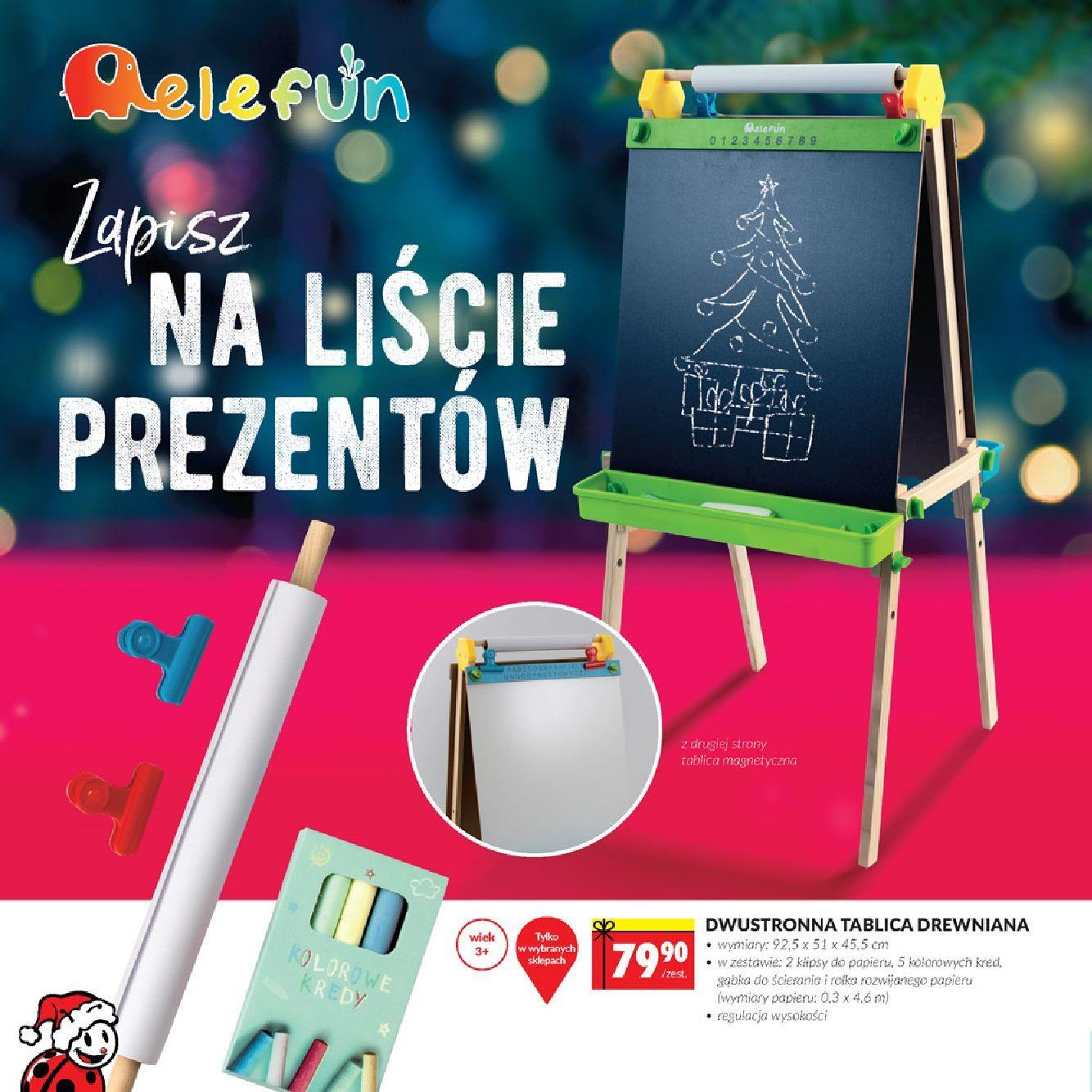 Gazetka promocyjna Biedronka do 15/12/2019 str.30