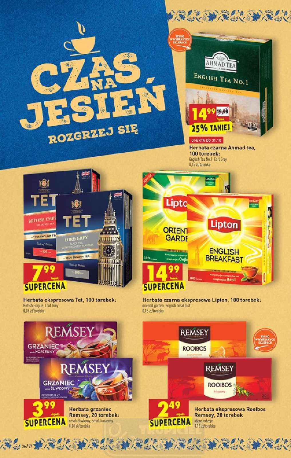 Gazetka promocyjna Biedronka do 04/11/2020 str.36