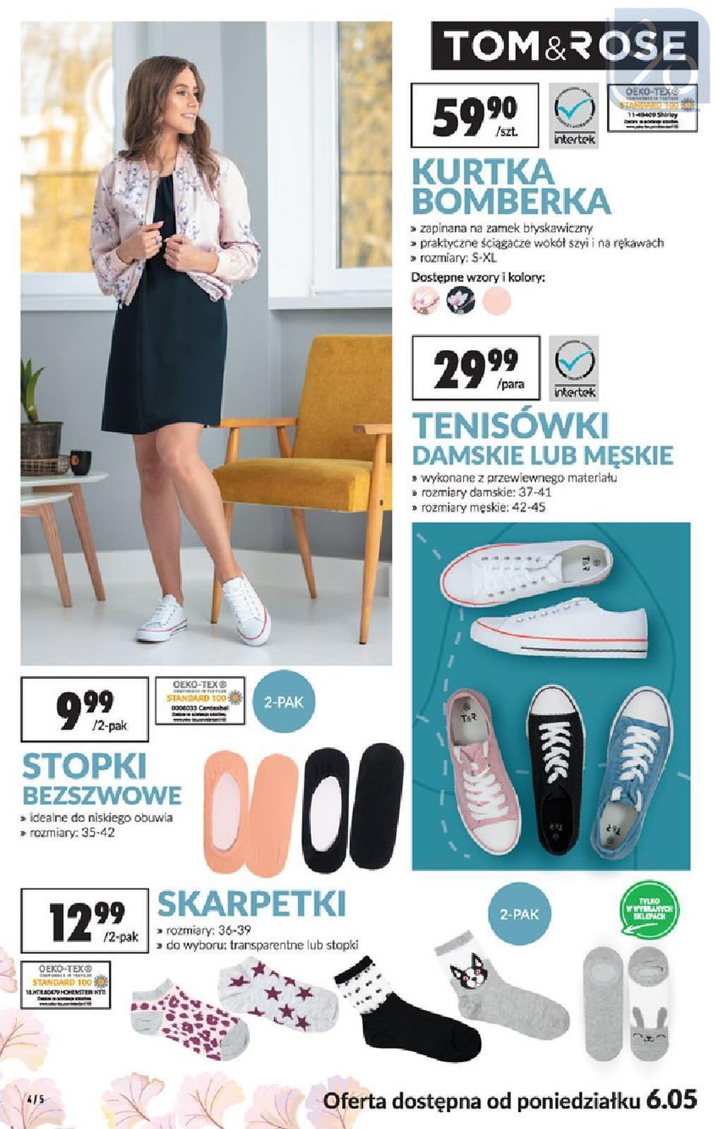 Gazetka promocyjna Biedronka do 22/05/2019 str.4