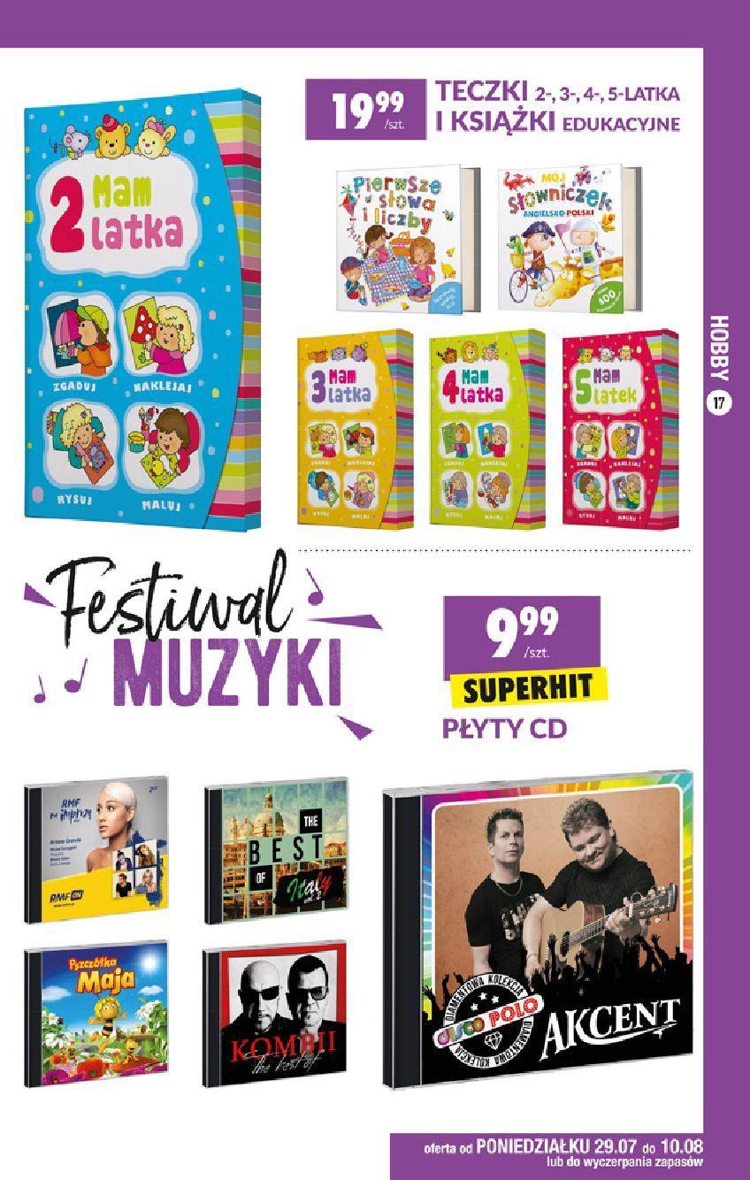 Gazetka promocyjna Biedronka do 14/08/2019 str.17